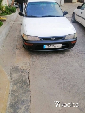 Toyota in Beirut City - 3 800 $ Toyota corolla 1993 Lebanon, IN