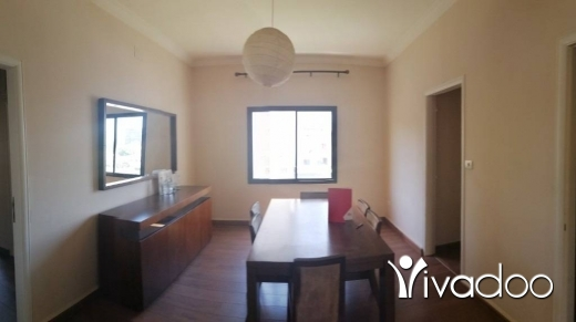 Apartments in Achrafieh -  L04773 3-Bedroom Spacious Apartment For Rent In Mar Mikhael Main Street
