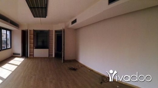 Office Space in Achrafieh - L04725  Office For Sale Facing Hotel Dieu Achrafieh