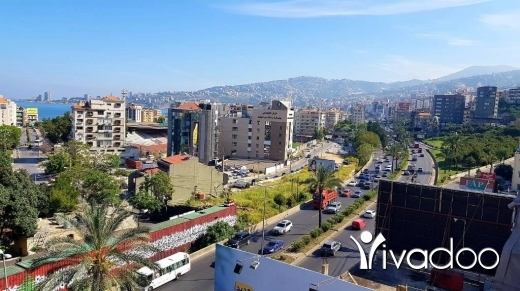 Apartments in Jounieh - Apartment For Rent in Jounieh : L04682
