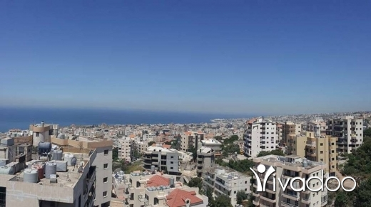 Apartments in Blat - Apartment For Sale in Blat Jbeil Benefits From A Beautiful Sea View : L04680