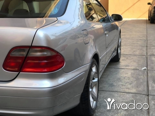 Mercedes-Benz in Beirut City - 4 900 $ Mercedes CLK