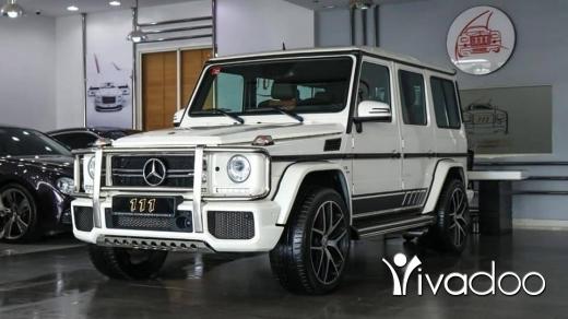 Mercedes-Benz in Beirut City - 81 900 $ G63 AMG mod 2016(32000klm).دون جمرك.٧٠٤٥٥٤١٤ دبي