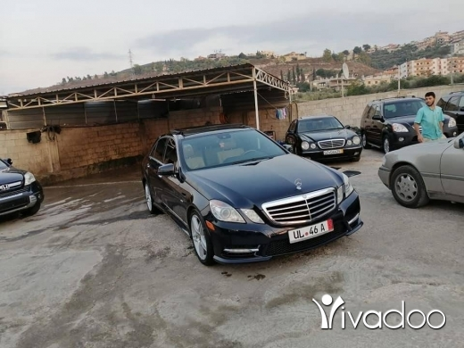 Mercedes-Benz in Halba - 19 000 $ E350 ajnabyii 2012 £ 76430140 ‎حلبا, عكار