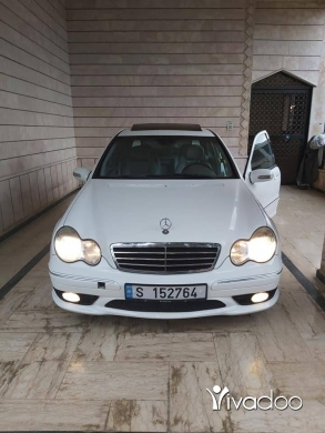Mercedes-Benz in Beirut City - GRATUIT C230 Sport Model 2006 very clean Car in Exellent Conditions fully Loaded Avantgarde 1 Owner