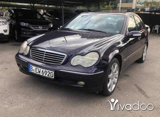 Mercedes-Benz in Beirut City - 6 500 $ 2001 C200 Kompressor