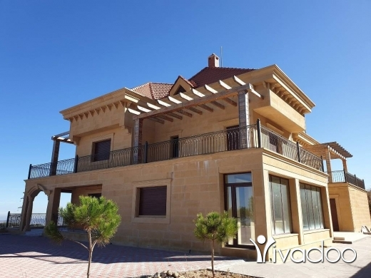 Villas in Bhamdoun - L05325 Luxurious Villa For Sale in Sharon - Bhamdoun