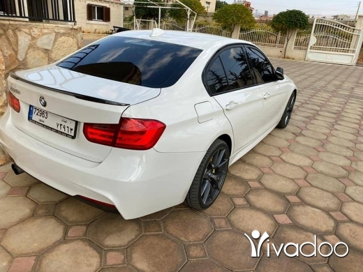 BMW in Zahleh - 17 000 $ Bmw mod 2013 328 M performance.اجنبية.امكانية الفحص بالكامل.٧٠٤٥٥٤١٤ زحلة مار الياس, الب