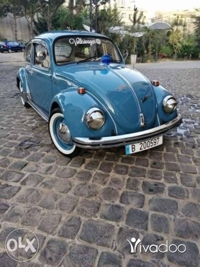 Volkswagen in Beirut City - 7 000 $ Vw buhlg 1970 بيروت, بيروت