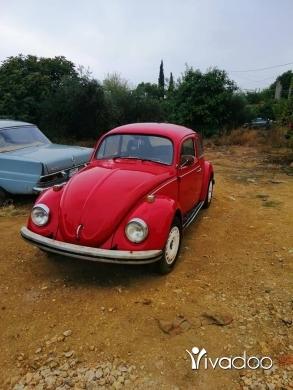Volkswagen in Zgharta - 2 500 $ Volkswagen beetle زغرتا, الشمال