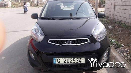 Kia in Tripoli - 6 500 $ كيا بيكنتو مودال 2012اتمتيك ومكيف جديدة