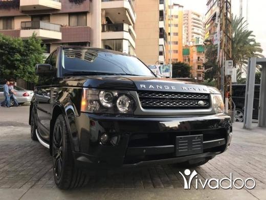 Rover in Beirut City - 24 000 $ Range Rover 2010 Luxury بيروت, بيروت