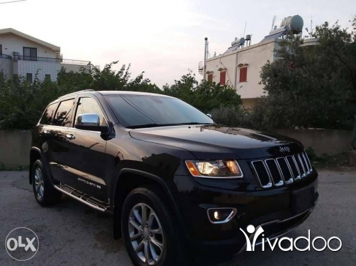 Jeep in Beirut City - 24 200 $ 2015 grand cherokee laredo 4wd ajnabe 3.6