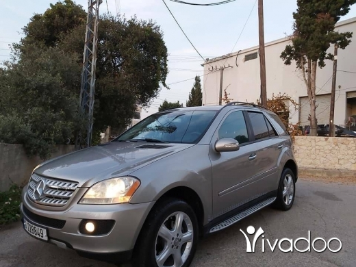 Jeep in Beirut City - 9 000 $ 2006 Mercedes Ml 350 super clean amg look