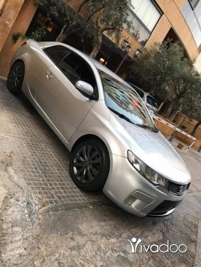 Kia in Beirut City - 9 300 $ Kia cerato 2011 coupe بيروت, بيروت