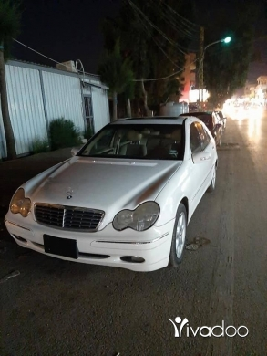 Mercedes-Benz in Zgharta - 4 800 $ Mercedes benz c320 2001.