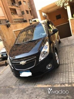 Chevrolet in Beirut City - 6 200 $ Spark 2012 بيروت, بيروت