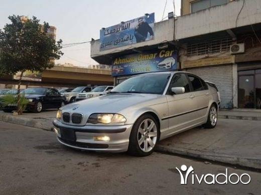BMW in Beirut City - Youssef A. Hassan 8 h new boy model 2001 325 sportpackg moter vitess mikanik top ac talej madfu3 201