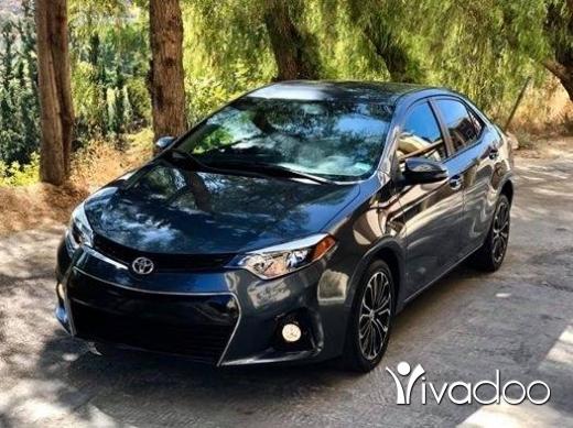 Toyota dans Beyrouth - Rayan IBrahim 10 min -Model: 2016 -Super clean -Full options ( type S) -Gray Inside Black -4 new tir