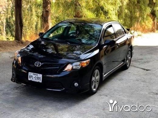 Toyota in Beirut City - Rayan IBrahim 10 min -Model: 2012 -Super clean -Full options ( type S) -Black Inside Black -4 new ti