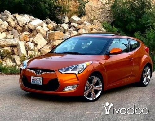Hyundai in Beirut City - Rayan IBrahim 10 min -Hyundai Veloster in excellent condition -Model: 2015 -Super clean -Full option