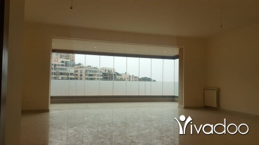 Apartments in Baabda - L05324 200 SQM Apartment For Rent In Brasilia with Great View