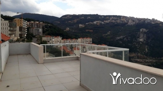 Apartments in Rabweh - L03836 Hot Deal !! 260 sqm Duplex For Sale In Rabweh Sea & Mountain View