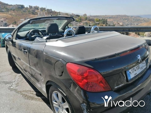Peugeot in Beirut City - 5 500 $ Peugeot 207 cc
