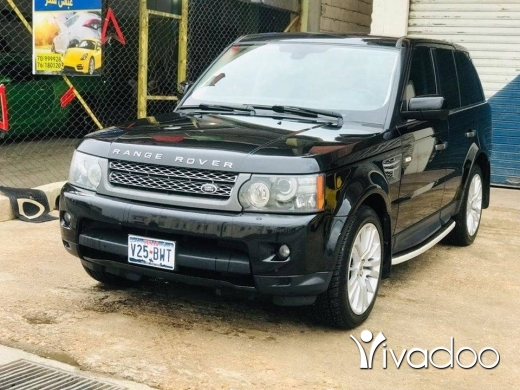 Rover in Beirut City - 76 140 787 $ Range rover sport supercharge 2010 رياق, البقاع