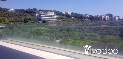 Apartments in Baabda - L05177 Apartment For Rent In Brasilia With Garden And Open View