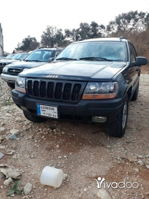 Jeep in Zgharta - 5 500 $ Grand cherokee laredo 99