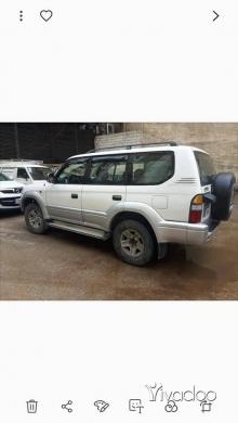 Toyota in Beirut City - 9 500 $ Toyota prado 1997 حدث, جبل لبنان