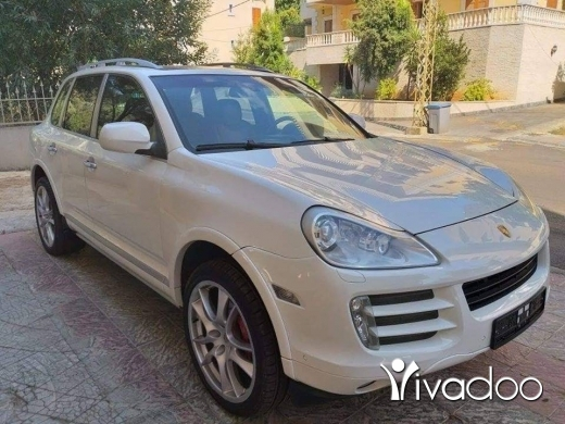 Porsche in Beirut City - 13 500 $ Porsche Cayenne S. German Origin.clean conditions ‎زلقا, جبل لبنان