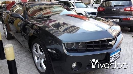 Chevrolet dans Beyrouth - 13 800 $ Camaro 2010