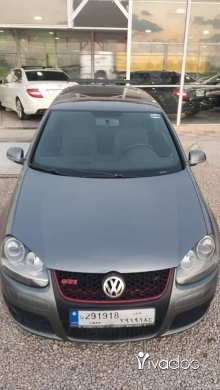 Volkswagen dans Aigre - 7 400 $ Golf 2.0 turbo mod 2007.امكانية الفحص بالكامل.٧٠٤٥٥٤١٤ صور, الجنوب