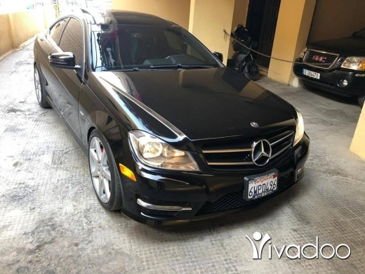 Mercedes-Benz in Beirut City - 15 800 $ C350/2012.new areival.70455414 ناعمة, جبل لبنان