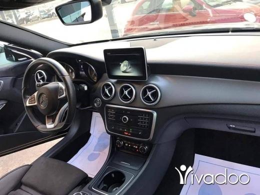 Mercedes-Benz dans Beyrouth - cla