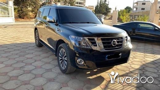 Nissan in Zahrani - 70 455 414 $ Nissan patrol(٧٠٠٠٠كلم) 2013.امكانية الفحص بالكامل ٧٠٤٥٥٤١٤ زحلة مار الياس, البقاع