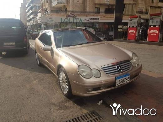 Mercedes-Benz dans Port de Beyrouth - mercedes