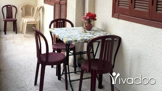 Apartments in Achrafieh - L03676       2-Bedrooms Furnished Apartment For Rent In Traditional Achrafieh