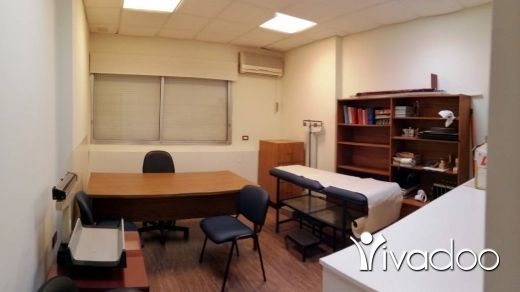 Office in Achrafieh -  L03674     Fully Renovated Office For Rent in Badaro