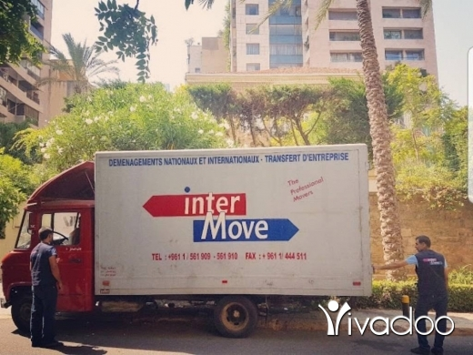 Removal Services in Dora - Intermove Local and International Moving company in Lebanon