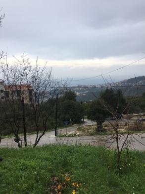 Land in Kfar Zebian - Land for sale kfardebian faqra