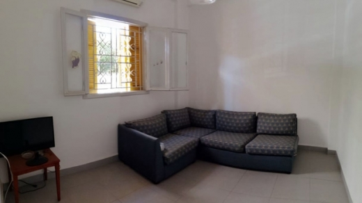 Apartments in Achrafieh - 1-Bedroom Small Furnished Apartment For Rent In Achrafieh Geitawi