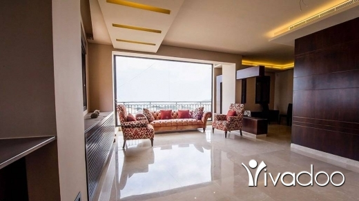 Apartments in Bsalim - L03595 - Fully Decorated & Furnished Duplex For Sale in The Heart of Bsalim