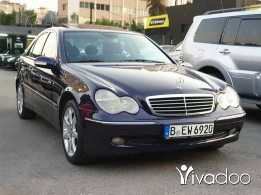 Mercedes-Benz dans Beyrouth - 6 500 $ 2001 C200