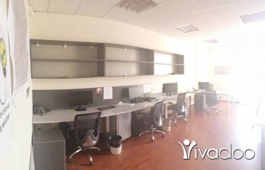 Office in Achrafieh -  L03460   Prime Location Office For Rent In Bouchrieh Commercial Center