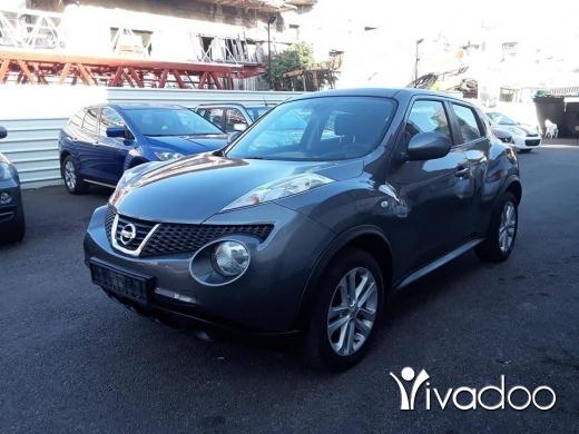 Nissan in Beirut City - 12 800 $ Nissan juke model: 2013 (one owner) بيروت, بيروت