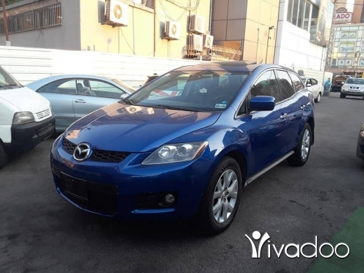Mazda in Beirut City - 7 400 $ Mazda cx7 model: 2008 ‎بيروت, بيروت