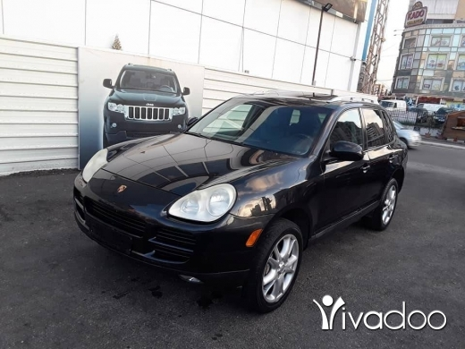Porsche in Beirut City - 9 300 $ Porsche cayenne S model: 2006 ‎بيروت, بيروت